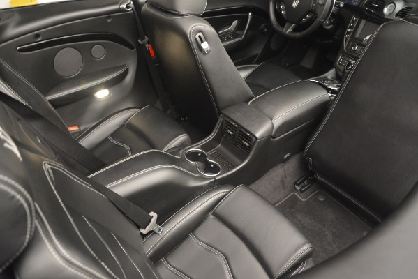 Used 2016 Maserati GranTurismo for sale Sold at Rolls-Royce Motor Cars Greenwich in Greenwich CT 06830 28
