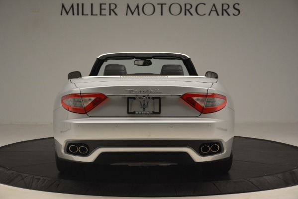 Used 2016 Maserati GranTurismo for sale Sold at Rolls-Royce Motor Cars Greenwich in Greenwich CT 06830 6