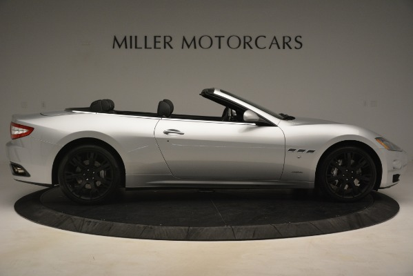 Used 2016 Maserati GranTurismo for sale Sold at Rolls-Royce Motor Cars Greenwich in Greenwich CT 06830 9
