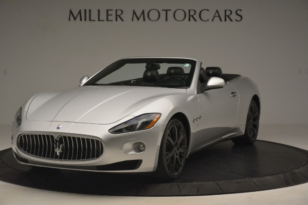 Used 2016 Maserati GranTurismo for sale Sold at Rolls-Royce Motor Cars Greenwich in Greenwich CT 06830 1