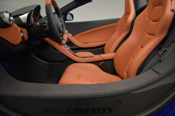 Used 2015 McLaren 650S Spider Convertible for sale Sold at Rolls-Royce Motor Cars Greenwich in Greenwich CT 06830 23