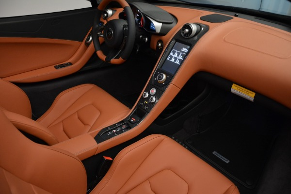Used 2015 McLaren 650S Spider Convertible for sale Sold at Rolls-Royce Motor Cars Greenwich in Greenwich CT 06830 25