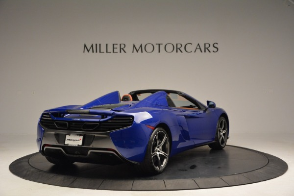 Used 2015 McLaren 650S Spider Convertible for sale Sold at Rolls-Royce Motor Cars Greenwich in Greenwich CT 06830 7