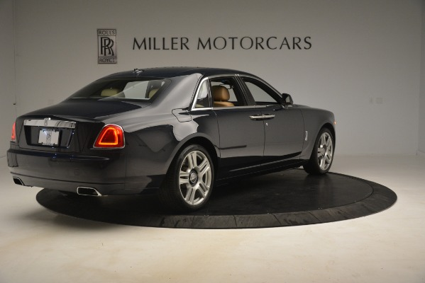 Used 2015 Rolls-Royce Ghost for sale Sold at Rolls-Royce Motor Cars Greenwich in Greenwich CT 06830 11