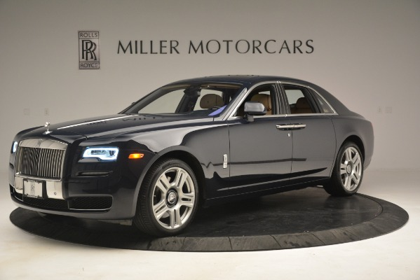 Used 2015 Rolls-Royce Ghost for sale Sold at Rolls-Royce Motor Cars Greenwich in Greenwich CT 06830 4