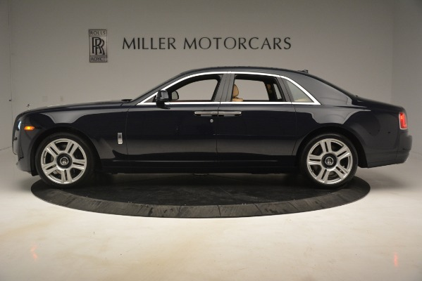 Used 2015 Rolls-Royce Ghost for sale Sold at Rolls-Royce Motor Cars Greenwich in Greenwich CT 06830 5