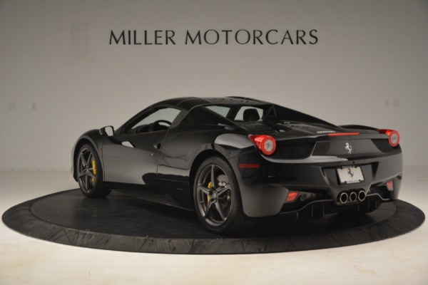 Used 2013 Ferrari 458 Spider for sale Sold at Rolls-Royce Motor Cars Greenwich in Greenwich CT 06830 15