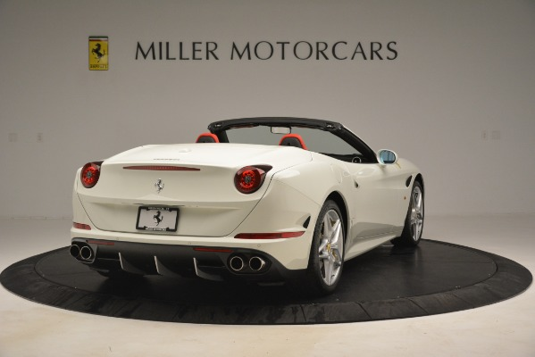 Used 2016 Ferrari California T for sale Sold at Rolls-Royce Motor Cars Greenwich in Greenwich CT 06830 7