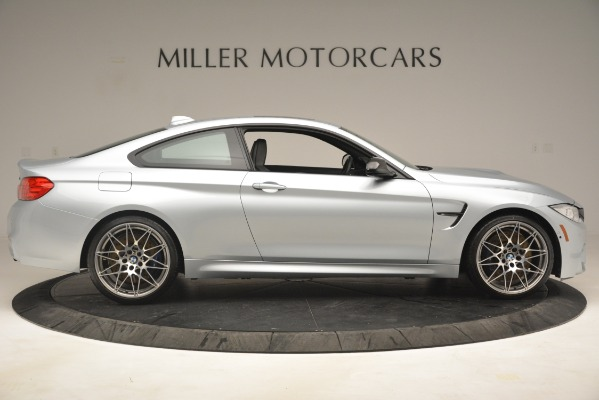 Used 2017 BMW M4 Competition PKG for sale Sold at Rolls-Royce Motor Cars Greenwich in Greenwich CT 06830 10