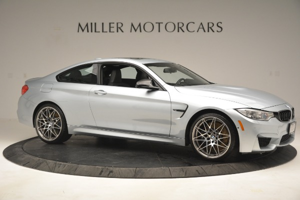 Used 2017 BMW M4 Competition PKG for sale Sold at Rolls-Royce Motor Cars Greenwich in Greenwich CT 06830 11