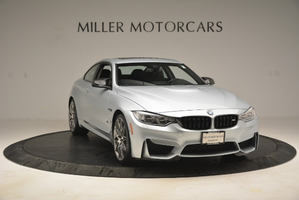 Used 2017 BMW M4 Competition PKG for sale Sold at Rolls-Royce Motor Cars Greenwich in Greenwich CT 06830 12
