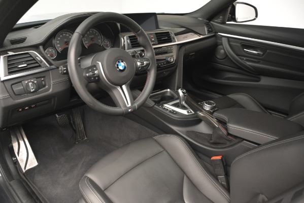 Used 2017 BMW M4 Competition PKG for sale Sold at Rolls-Royce Motor Cars Greenwich in Greenwich CT 06830 13