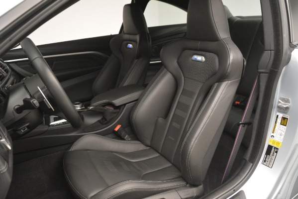 Used 2017 BMW M4 Competition PKG for sale Sold at Rolls-Royce Motor Cars Greenwich in Greenwich CT 06830 15