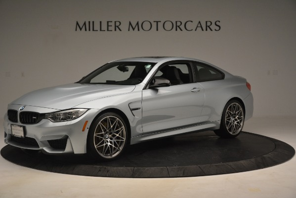 Used 2017 BMW M4 Competition PKG for sale Sold at Rolls-Royce Motor Cars Greenwich in Greenwich CT 06830 2