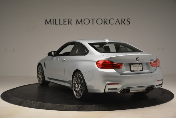 Used 2017 BMW M4 Competition PKG for sale Sold at Rolls-Royce Motor Cars Greenwich in Greenwich CT 06830 5