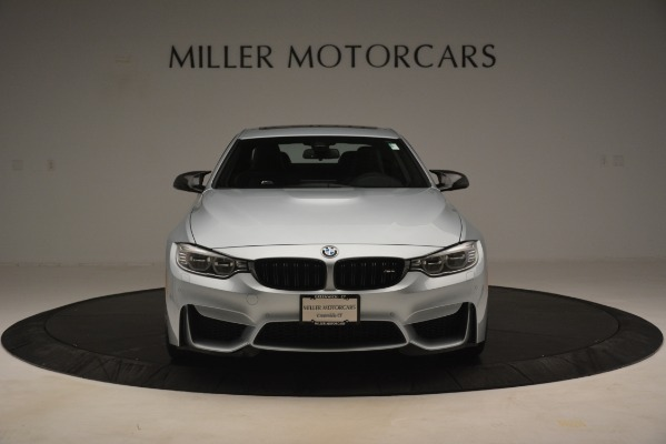 Used 2017 BMW M4 Competition PKG for sale Sold at Rolls-Royce Motor Cars Greenwich in Greenwich CT 06830 7