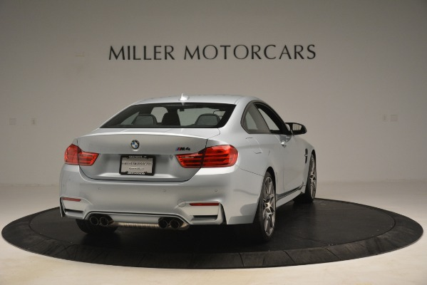 Used 2017 BMW M4 Competition PKG for sale Sold at Rolls-Royce Motor Cars Greenwich in Greenwich CT 06830 8