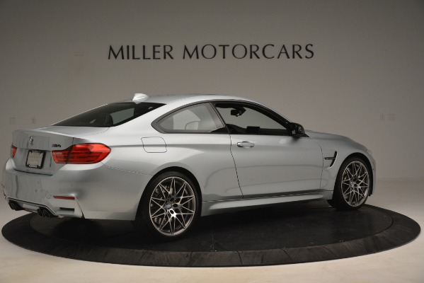 Used 2017 BMW M4 Competition PKG for sale Sold at Rolls-Royce Motor Cars Greenwich in Greenwich CT 06830 9