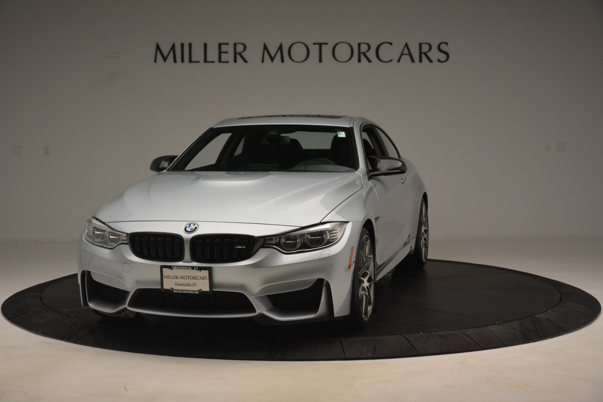 Used 2017 BMW M4 Competition PKG for sale Sold at Rolls-Royce Motor Cars Greenwich in Greenwich CT 06830 1