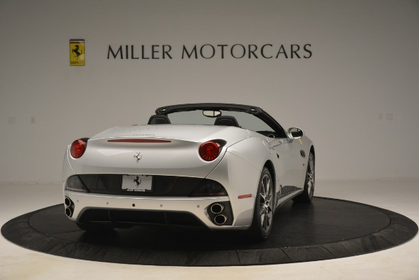 Used 2012 Ferrari California for sale Sold at Rolls-Royce Motor Cars Greenwich in Greenwich CT 06830 7