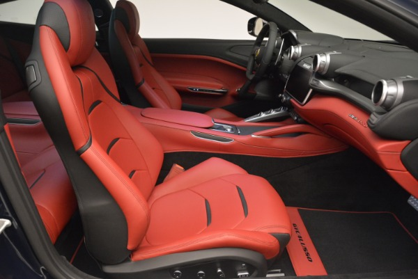 Used 2019 Ferrari GTC4Lusso for sale Sold at Rolls-Royce Motor Cars Greenwich in Greenwich CT 06830 19