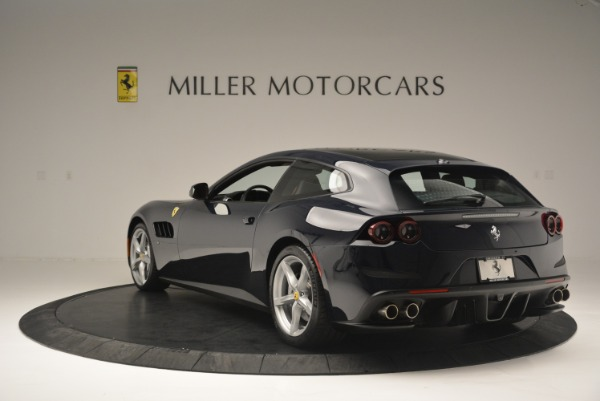 Used 2019 Ferrari GTC4Lusso for sale Sold at Rolls-Royce Motor Cars Greenwich in Greenwich CT 06830 5