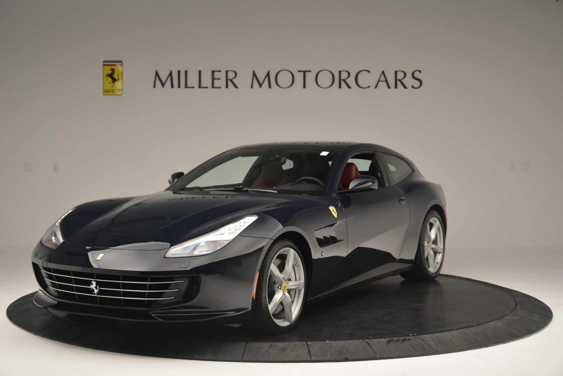 Used 2019 Ferrari GTC4Lusso for sale Sold at Rolls-Royce Motor Cars Greenwich in Greenwich CT 06830 1
