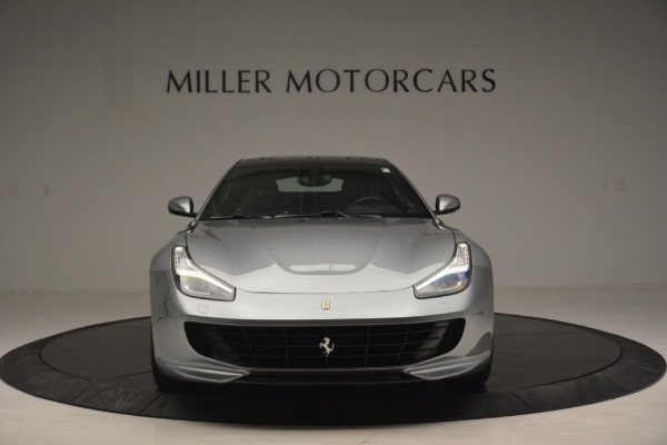 Used 2017 Ferrari GTC4Lusso for sale Sold at Rolls-Royce Motor Cars Greenwich in Greenwich CT 06830 12