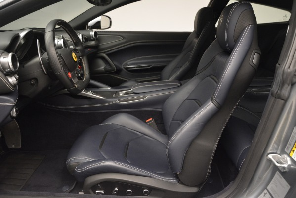 Used 2017 Ferrari GTC4Lusso for sale Sold at Rolls-Royce Motor Cars Greenwich in Greenwich CT 06830 14