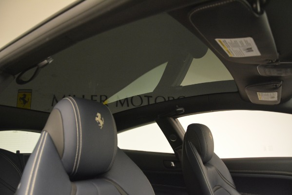 Used 2017 Ferrari GTC4Lusso for sale Sold at Rolls-Royce Motor Cars Greenwich in Greenwich CT 06830 21