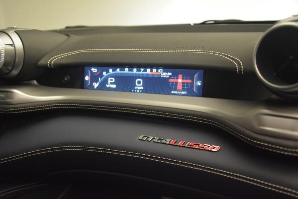 Used 2017 Ferrari GTC4Lusso for sale $219,900 at Rolls-Royce Motor Cars Greenwich in Greenwich CT 06830 22