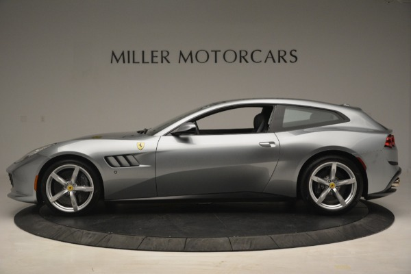 Used 2017 Ferrari GTC4Lusso for sale Sold at Rolls-Royce Motor Cars Greenwich in Greenwich CT 06830 3