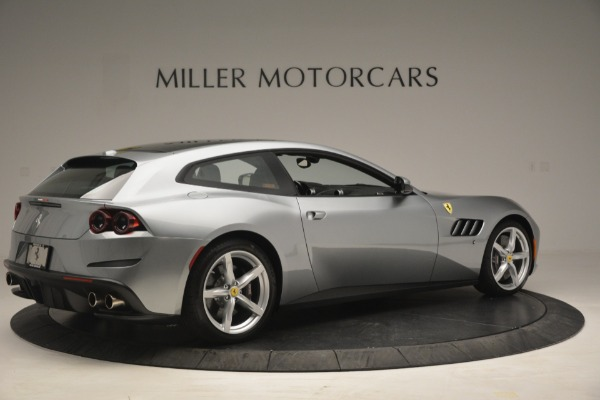 Used 2017 Ferrari GTC4Lusso for sale $219,900 at Rolls-Royce Motor Cars Greenwich in Greenwich CT 06830 8