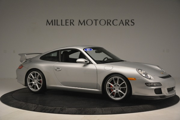 Used 2007 Porsche 911 GT3 for sale Sold at Rolls-Royce Motor Cars Greenwich in Greenwich CT 06830 10