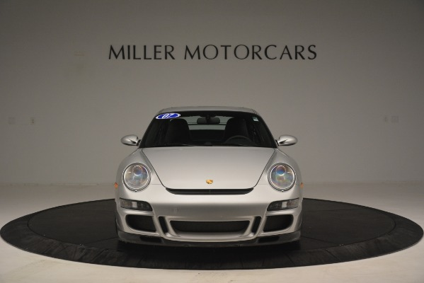 Used 2007 Porsche 911 GT3 for sale Sold at Rolls-Royce Motor Cars Greenwich in Greenwich CT 06830 12