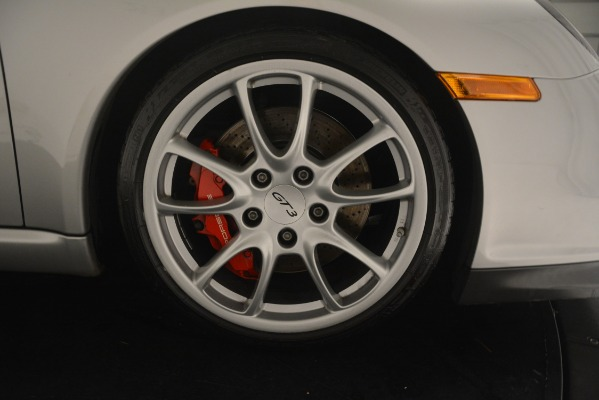 Used 2007 Porsche 911 GT3 for sale Sold at Rolls-Royce Motor Cars Greenwich in Greenwich CT 06830 13