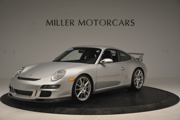Used 2007 Porsche 911 GT3 for sale Sold at Rolls-Royce Motor Cars Greenwich in Greenwich CT 06830 2