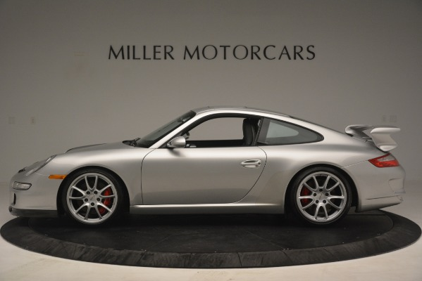 Used 2007 Porsche 911 GT3 for sale Sold at Rolls-Royce Motor Cars Greenwich in Greenwich CT 06830 3