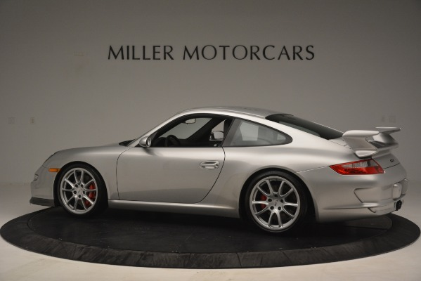 Used 2007 Porsche 911 GT3 for sale Sold at Rolls-Royce Motor Cars Greenwich in Greenwich CT 06830 4