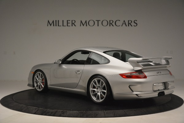 Used 2007 Porsche 911 GT3 for sale Sold at Rolls-Royce Motor Cars Greenwich in Greenwich CT 06830 5