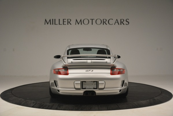 Used 2007 Porsche 911 GT3 for sale Sold at Rolls-Royce Motor Cars Greenwich in Greenwich CT 06830 6