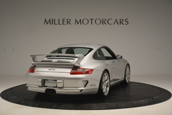 Used 2007 Porsche 911 GT3 for sale Sold at Rolls-Royce Motor Cars Greenwich in Greenwich CT 06830 7