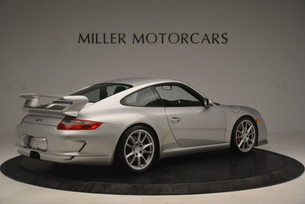 Used 2007 Porsche 911 GT3 for sale Sold at Rolls-Royce Motor Cars Greenwich in Greenwich CT 06830 8