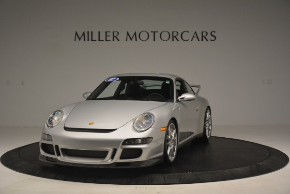 Used 2007 Porsche 911 GT3 for sale Sold at Rolls-Royce Motor Cars Greenwich in Greenwich CT 06830 1