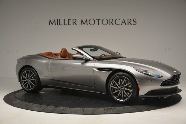 New 2019 Aston Martin DB11 V8 Convertible for sale Sold at Rolls-Royce Motor Cars Greenwich in Greenwich CT 06830 10