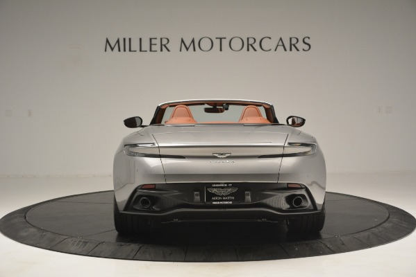 New 2019 Aston Martin DB11 V8 Convertible for sale Sold at Rolls-Royce Motor Cars Greenwich in Greenwich CT 06830 6