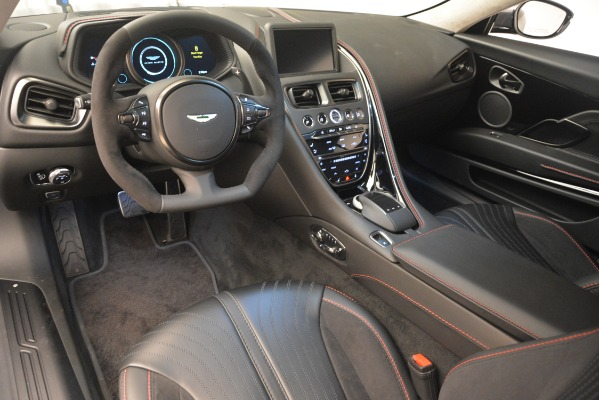 New 2019 Aston Martin DB11 V12 AMR Coupe for sale Sold at Rolls-Royce Motor Cars Greenwich in Greenwich CT 06830 13