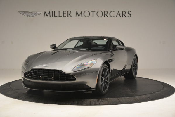 New 2019 Aston Martin DB11 V12 AMR Coupe for sale Sold at Rolls-Royce Motor Cars Greenwich in Greenwich CT 06830 2