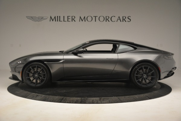 New 2019 Aston Martin DB11 V12 AMR Coupe for sale Sold at Rolls-Royce Motor Cars Greenwich in Greenwich CT 06830 3