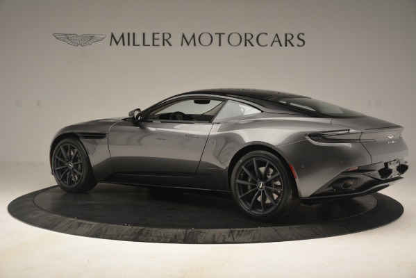 New 2019 Aston Martin DB11 V12 AMR Coupe for sale Sold at Rolls-Royce Motor Cars Greenwich in Greenwich CT 06830 4